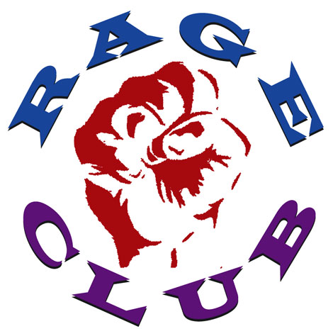 Rage Club logo