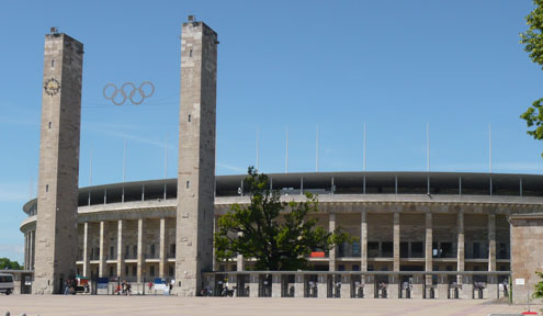 Berlin Olympic Stadium 1