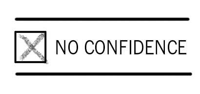 no-confidence
