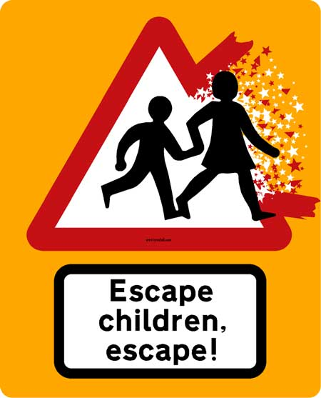 escape-children