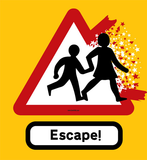 Escape Children!